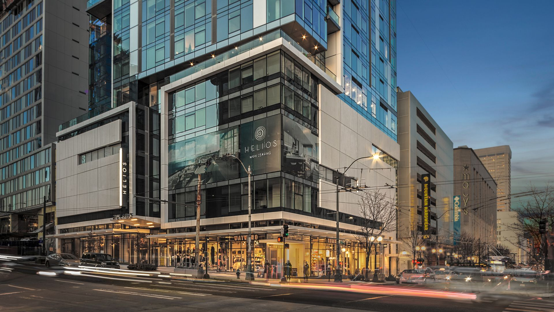 Helios Apartments Now Leasing in Downtown Seattle  EquityApartmentscom