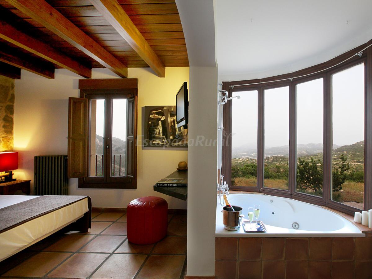 Fotos de Hotel Alahuar  Casa rural en Benimaurell Alicante