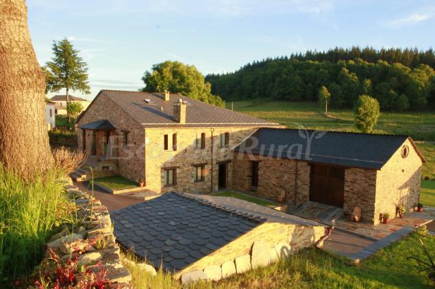Casa da Lembranza  Casa rural en A Fonsagrada Lugo