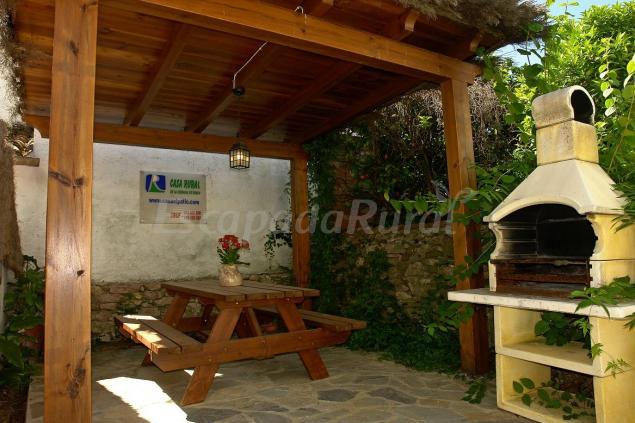 Casa El Patio  Casa rural en Cortes de la Frontera Mlaga