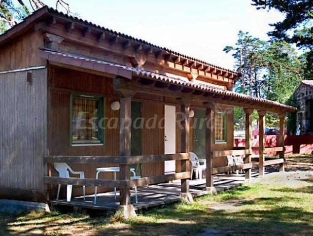 Camping Cobijo  Casa rural en Vinuesa Soria