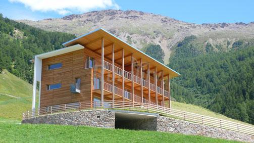 Aviunshof  Casa rural en Malles Venosta Bolzano