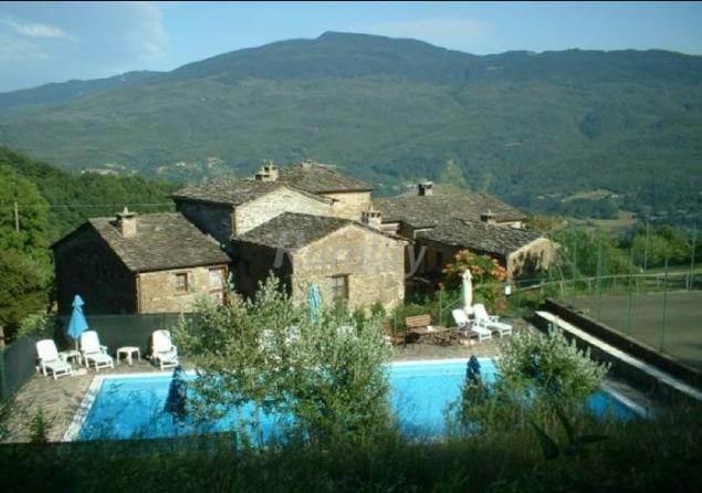 Antico Borgo Vadonnino  Casa rural en Borgo Val di Taro