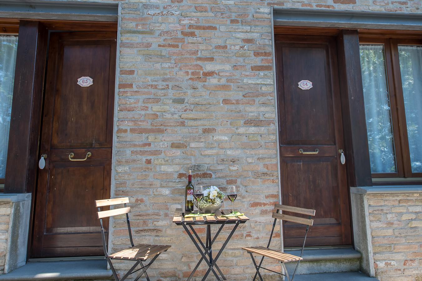 Foto di Casa Oliva  Casa rural en Bargni Serrungarina Pesaro e Urbino