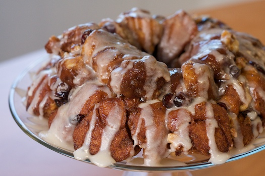 Cinnamon Roll Monkey Bread