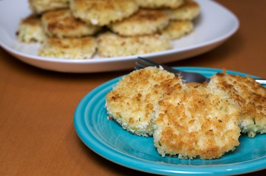 Risotto Cakes: Dinner is Served