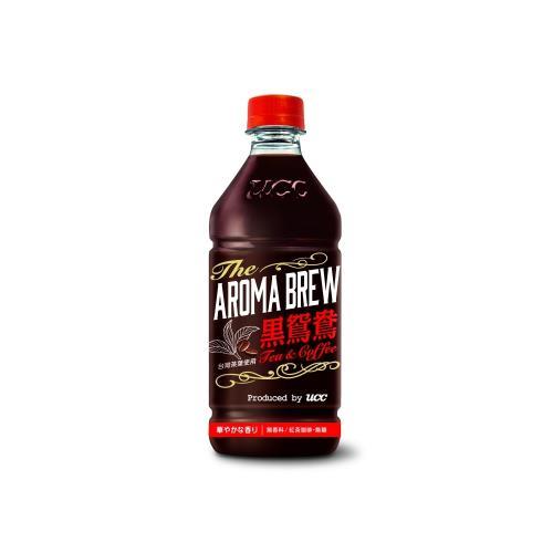 UCC AROMA BREW艾洛瑪黑鴛鴦525ml(24入)