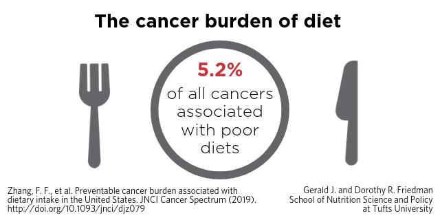 New study estimates preventable cancer burden linked to
