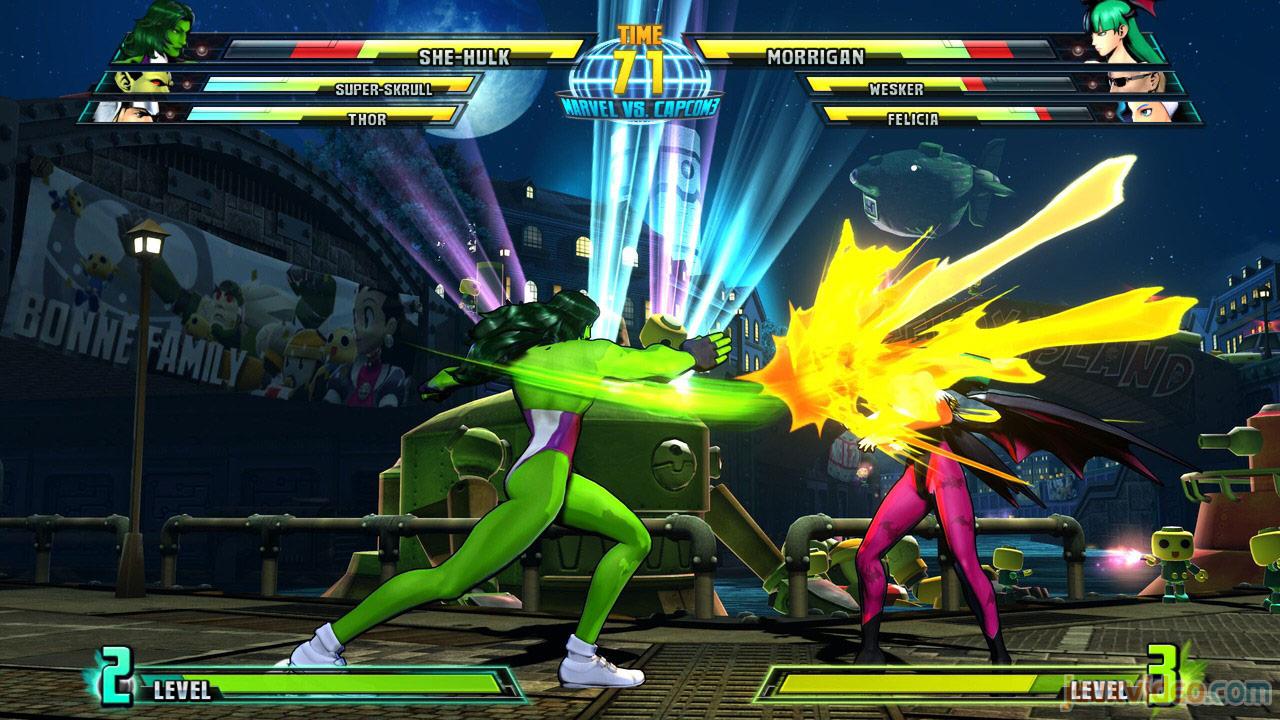 《Marvel vs. Capcom 3 》公布Zero和She-Hulk兩名新人物!有視頻【11.16】 - 主機&掌機游戲討論區 - TGFC Lifestyle