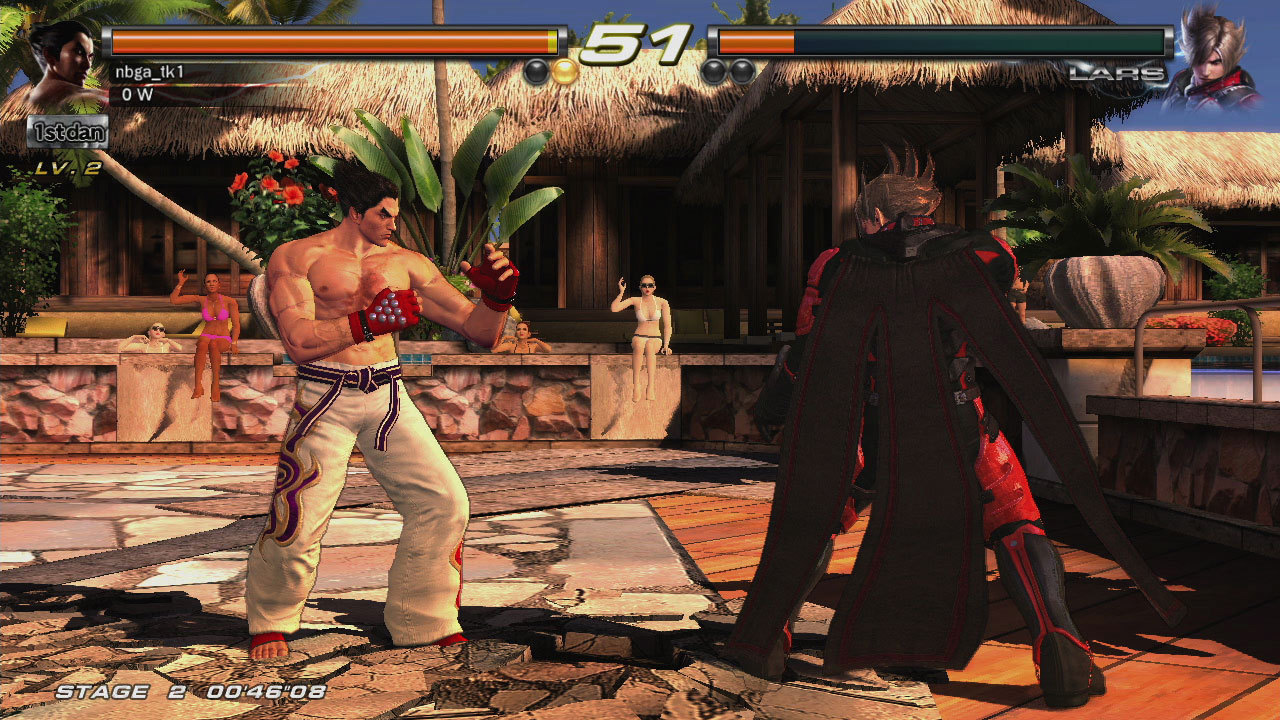 Free To Play Tekken Revolution Available Now On PS3
