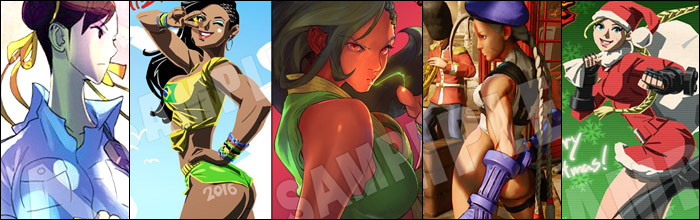 First Look At Chun Lis New Costume In Street Fighter 5