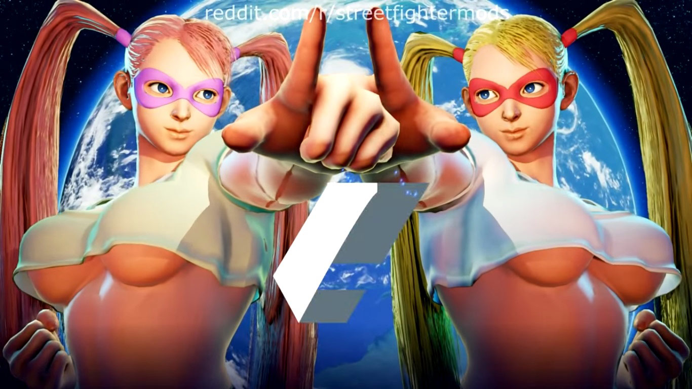 Dolan Wallpaper Iphone Sf5 Pc Mods Alpha Cammy And More 5 Out Of 6 Image Gallery