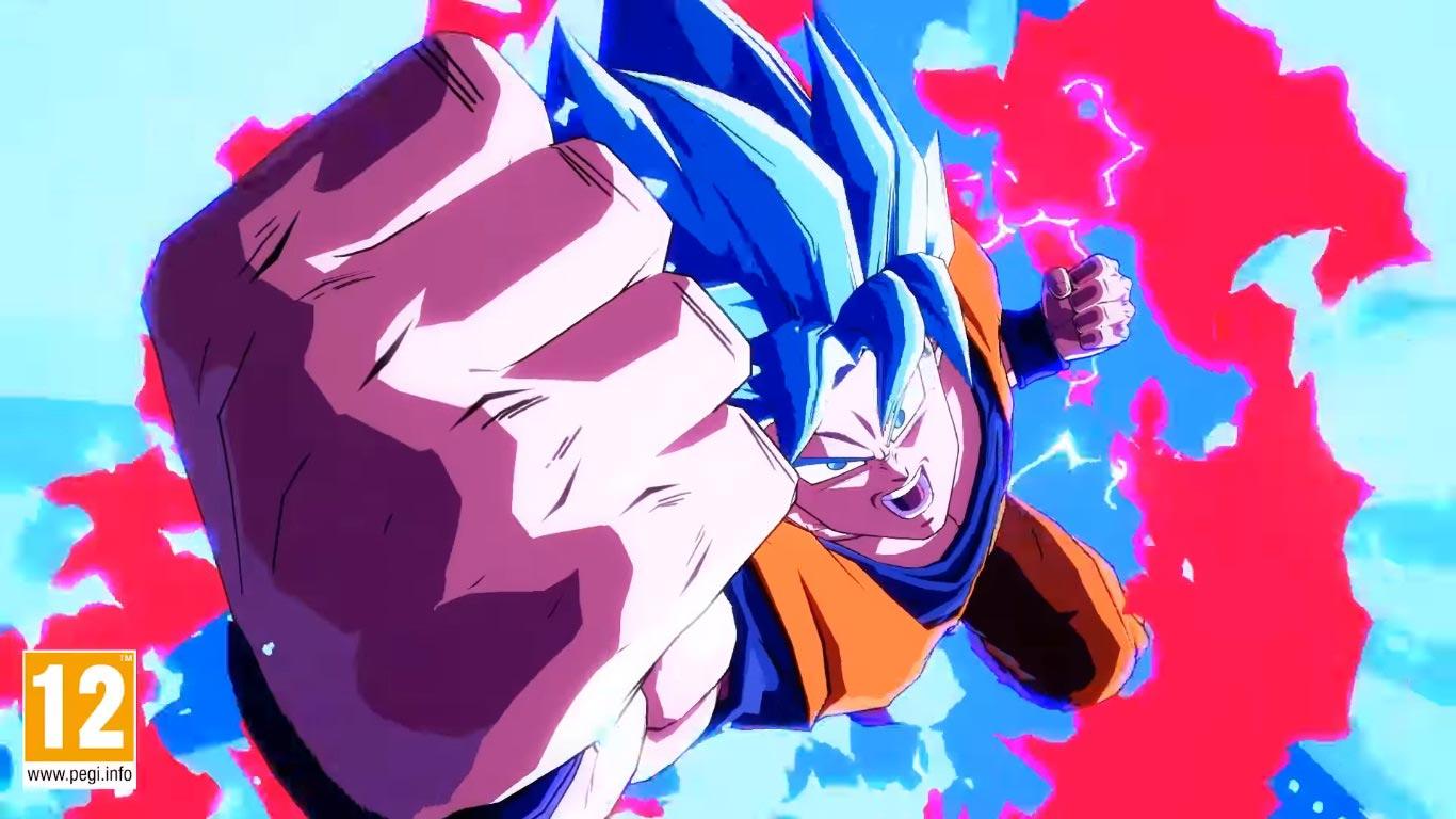 Dragon Ball Super Hd Wallpaper Ssgss Goku Screenshots Dragon Ball Fighterz 6 Out Of 6