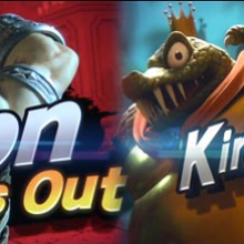 King K Rool Simon Belmont Richter Chrom And Dark Samus Announced For Super Smash Bros Ultimate
