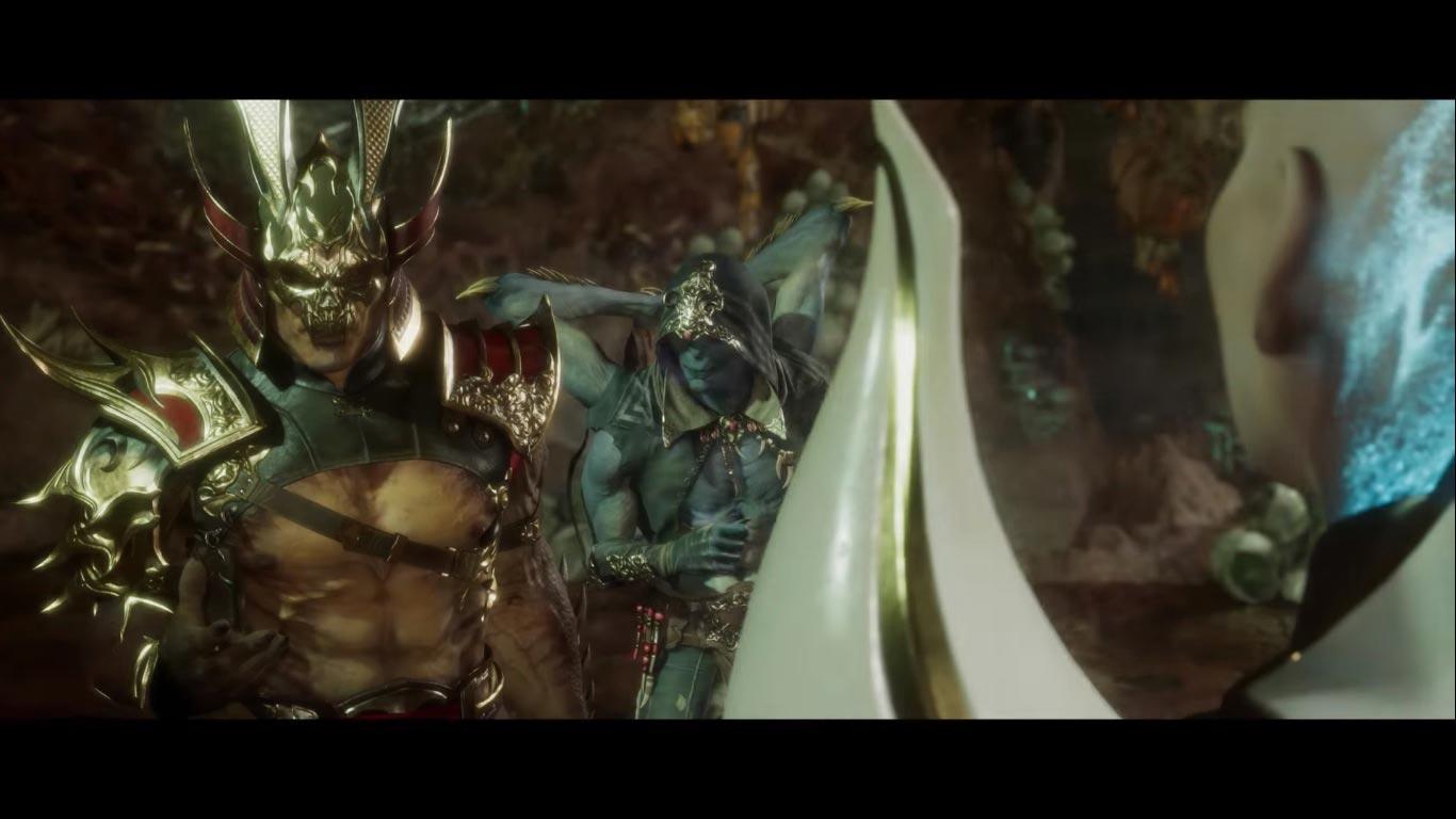 Mortal Kombat 11 New Story Mode Trailer Screenshots 1 Out