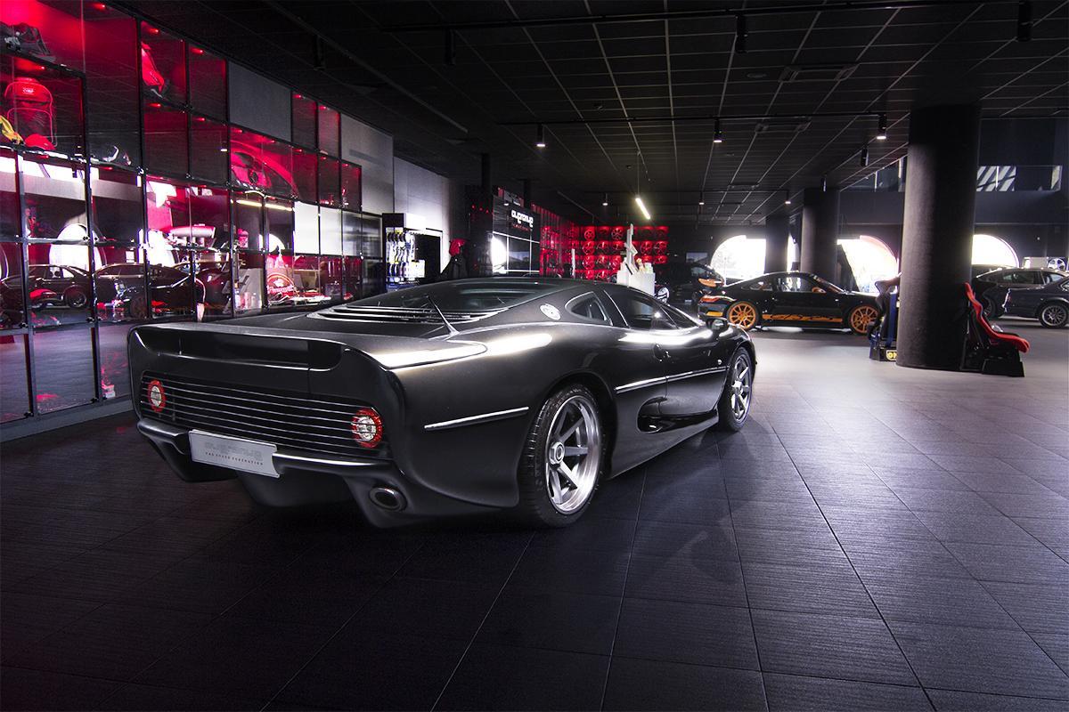 Jaguar XJ220 tuned by Overdrive AD   evo