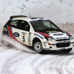 Farewell Ford Focus Rs Rally Car Evo