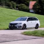 Abt Reveals Performance Upgrade For Skoda Octavia Vrs Evo