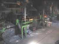 Induction furnace ABB 16 T - 50 Hz - Exapro