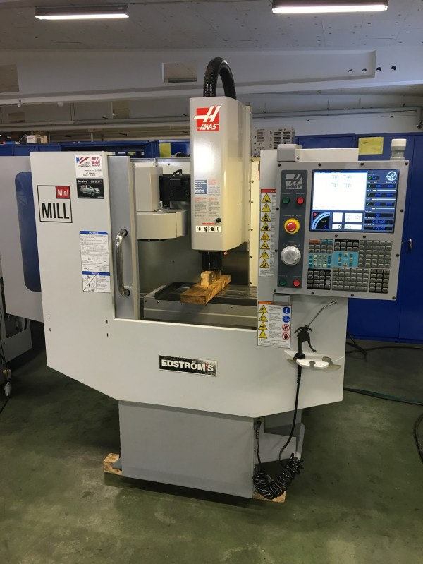 Haas Mini Mill Cnc Vertical Milling Machine - Exapro