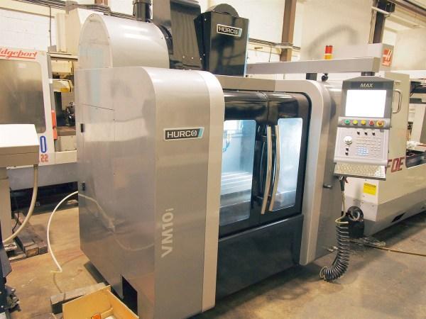 Hurco Machine Tools - Year of Clean Water
