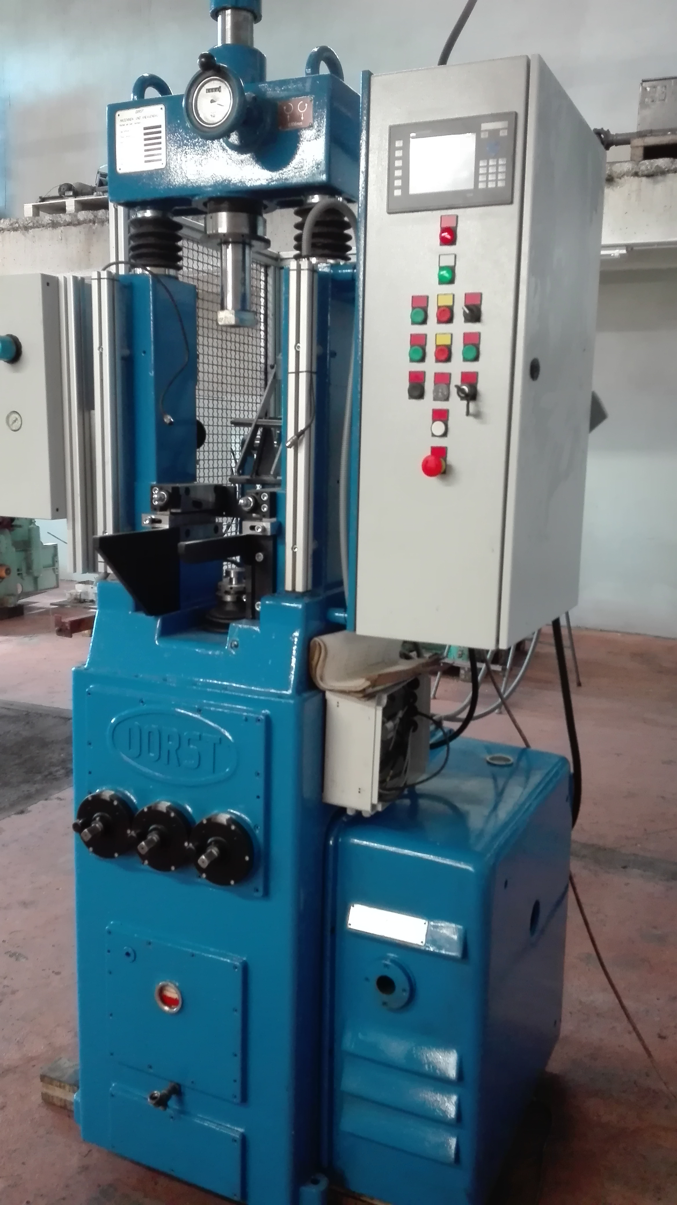 Dorst Tpa 15 Metal Press Exapro