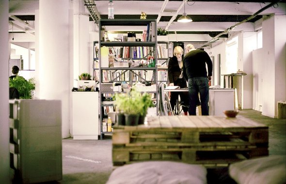 Except Integrated Sustainability  Sustainable Office Interior  Excepts sustainable work space