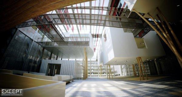 Integrated Sustainability Wesleyan University Teaching Museum