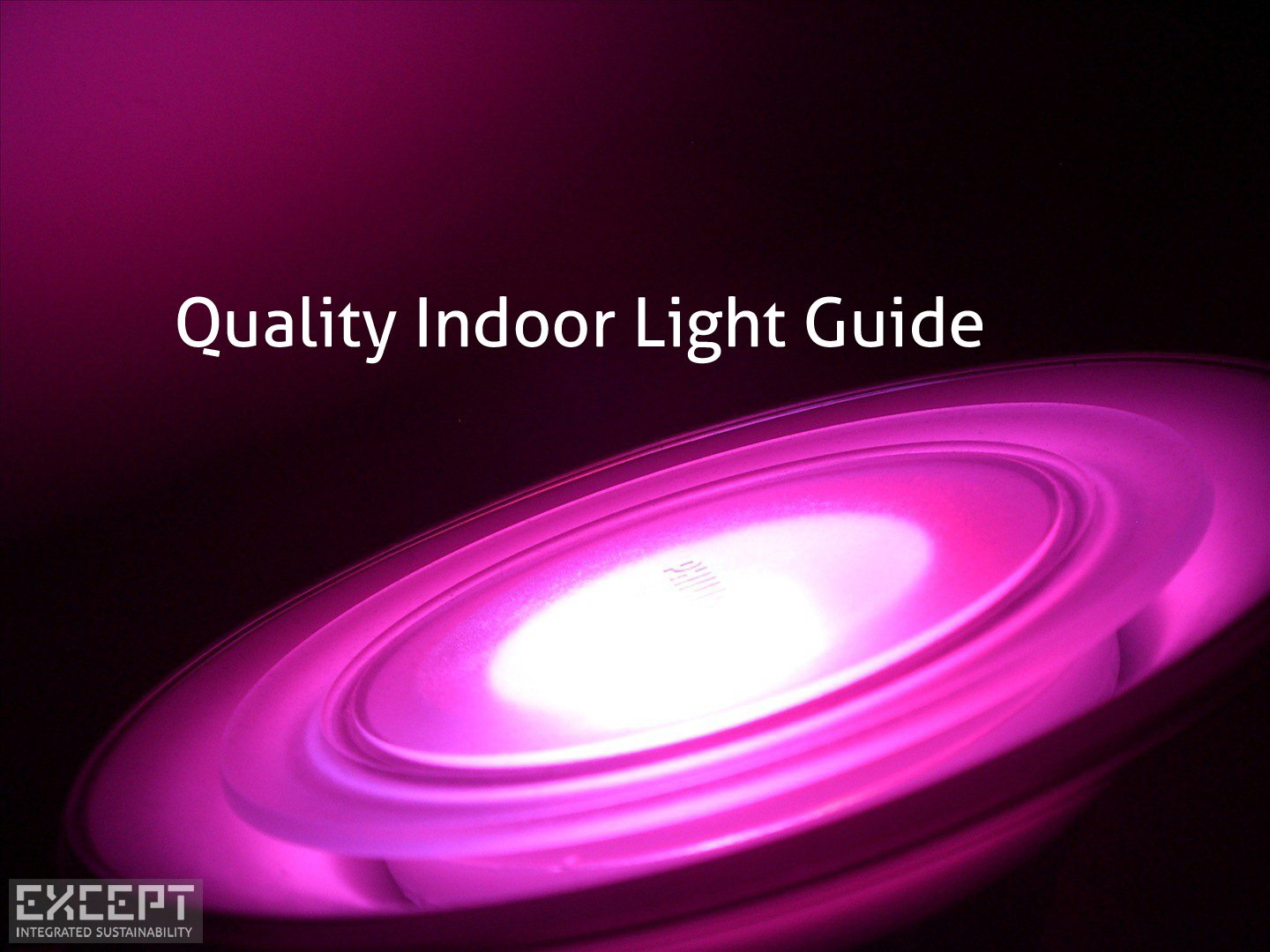 hight resolution of led artificial light guide