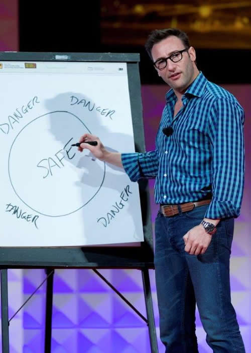 ExecuNet Simon Sinek Why Leaders Eat Last