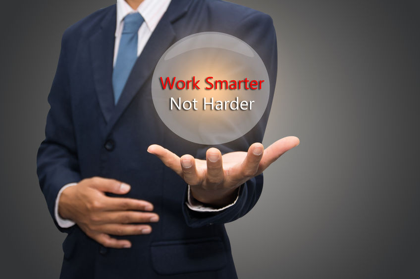ExecuNet Work Smarter Not Harder New Ideas A New Lens