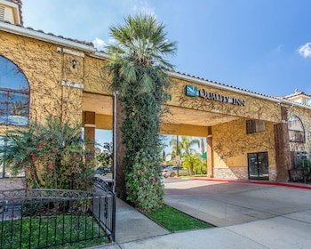 Quality Inn Hemet In Hemet California