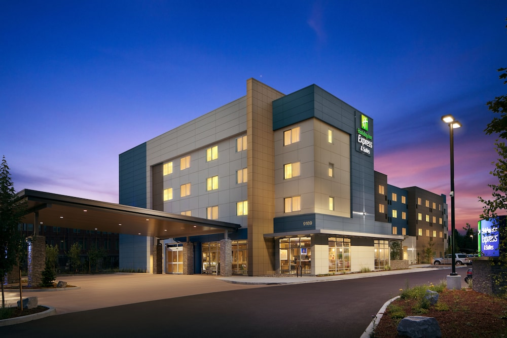 Holiday Inn Express Suites Portland Airport Cascade Stn