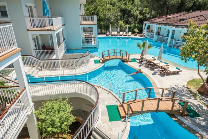 Mozaik Swim Up Hotel And Apartments