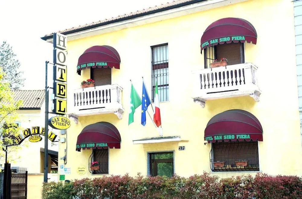 Hotel San Siro Fiera Milan 1 5 5 Price Address Reviews