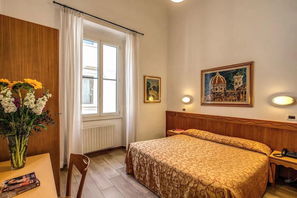 Hotel Nuova Italia Florence 3 8 Price Address Reviews