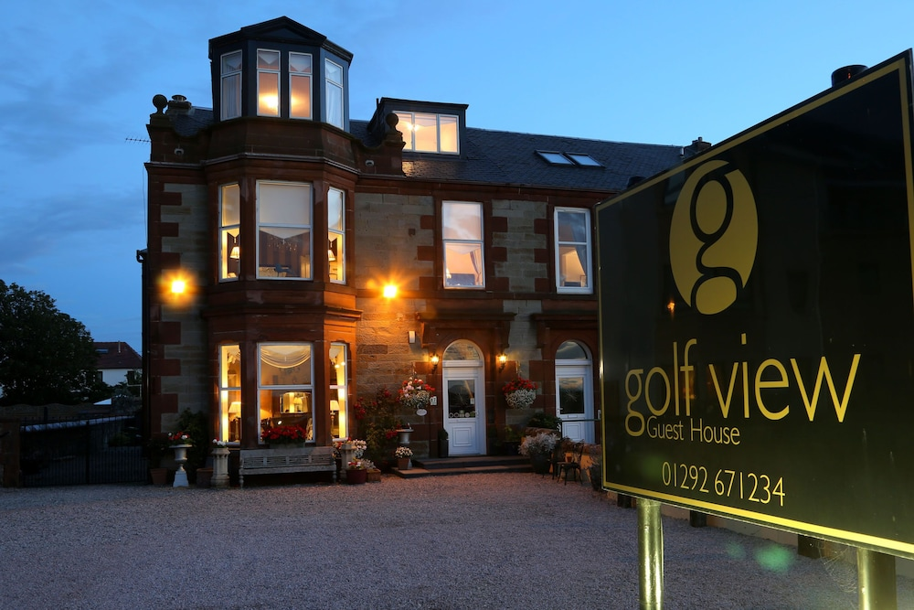 Golf View Guest House South Ayrshire 4 3 Price