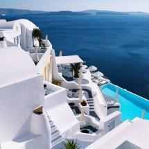 Unique Sleeps Katikies Hotel Santorini Greece