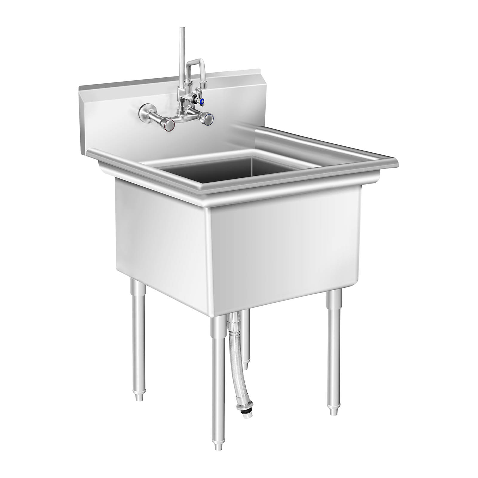 large kitchen sinks complete commercial sink unit 3 basin stainless