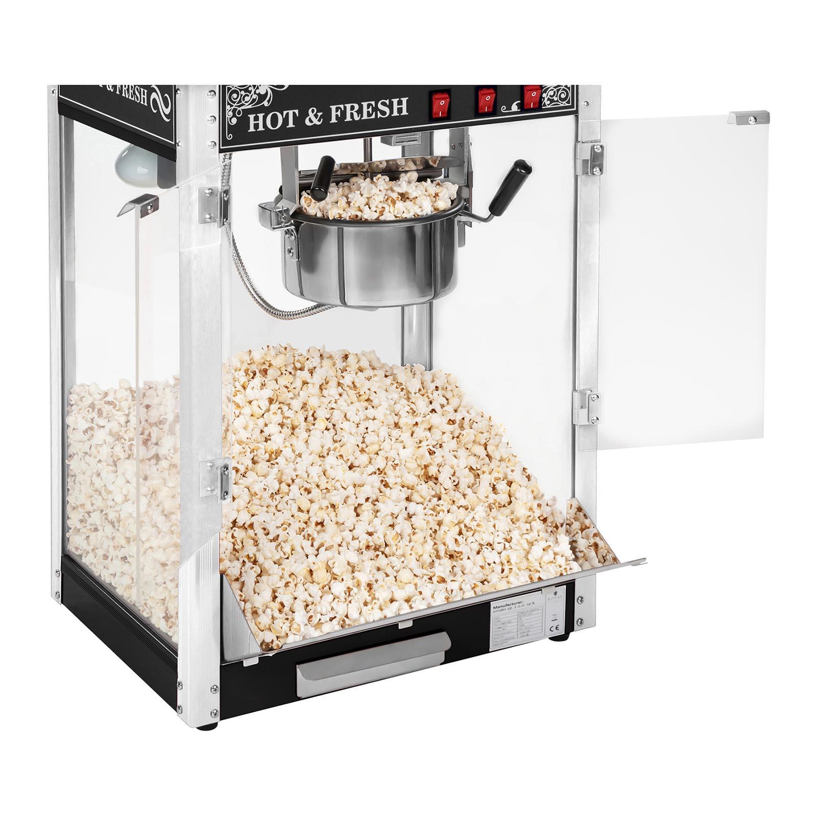 Amerikanische Retro Kuchengerate Popcornmaschine Popcornautomat