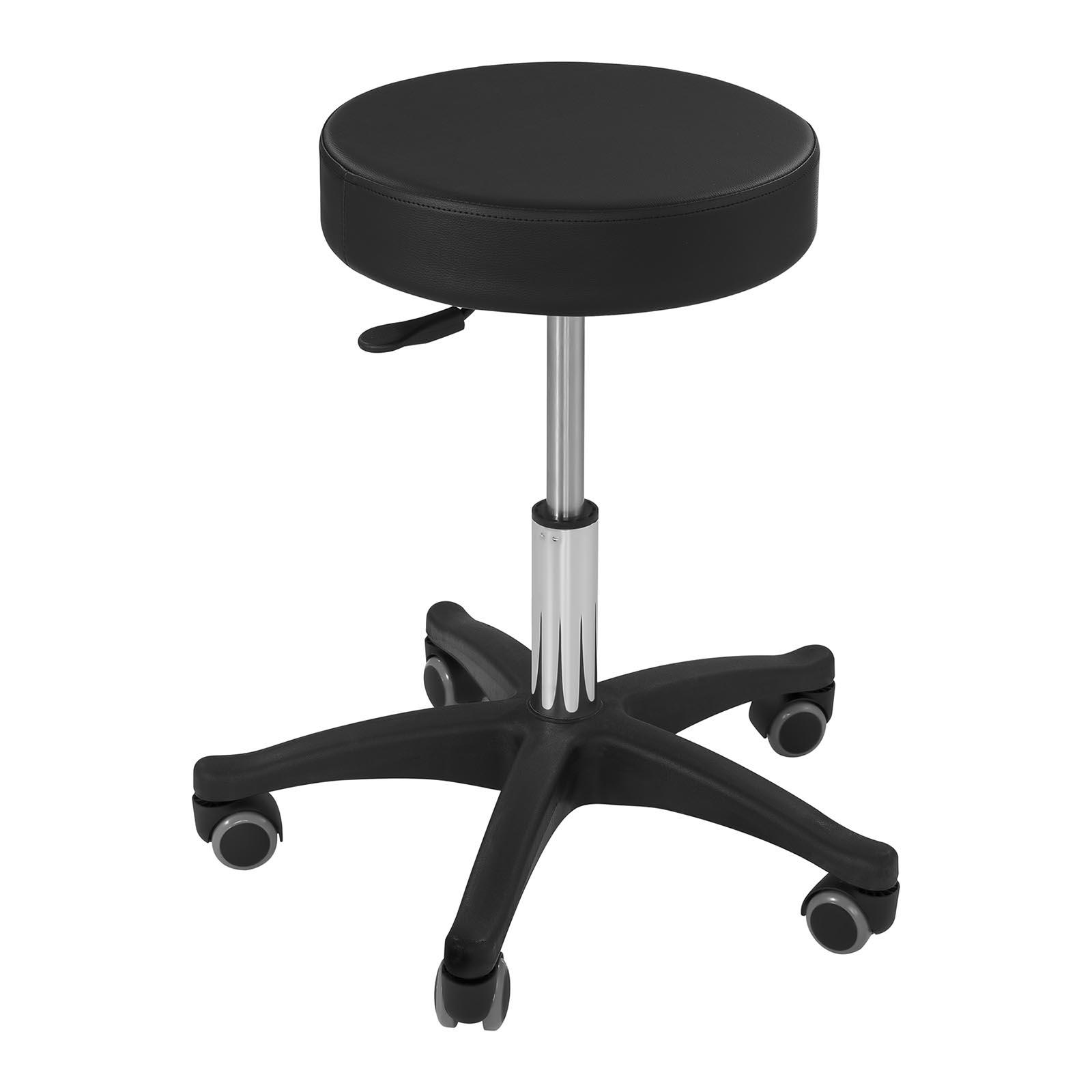 stool chair adjustable dental operator barber salon seat rotatable hairdresser