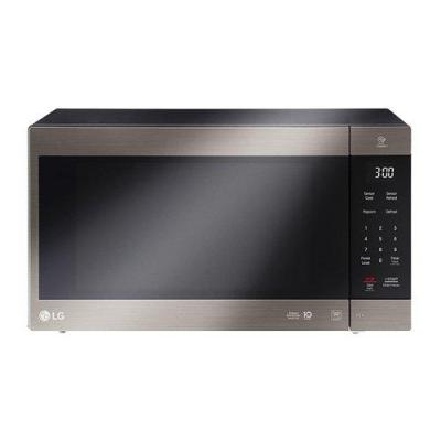 lg microwave solo 56l easy clean even heating defrosting smart inverter