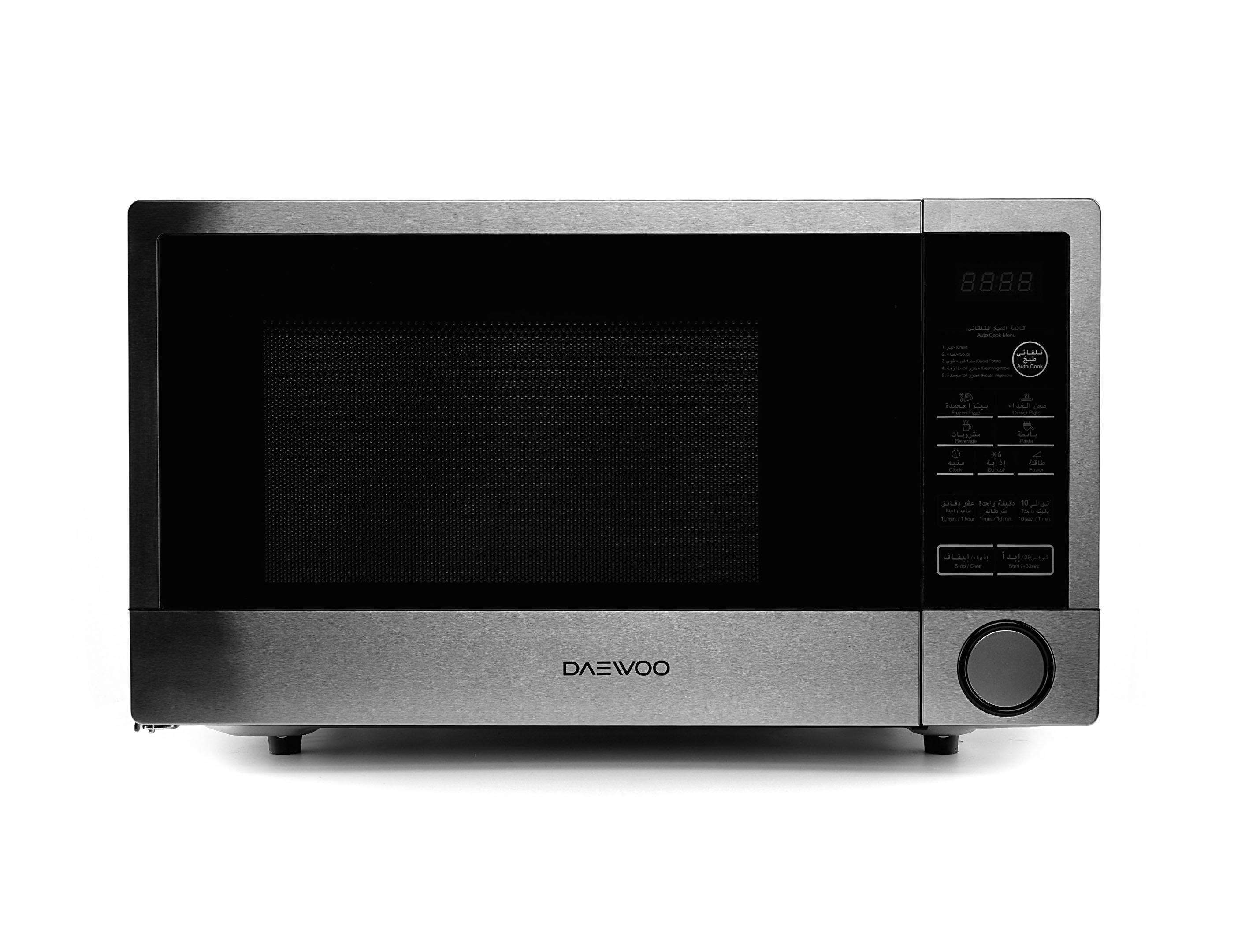 daewoo microwave 31l 1000w