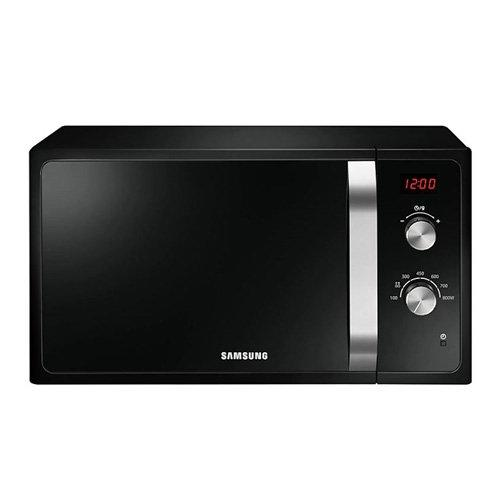 samsung microwave oven solo 23 0l 800w 6 power level black