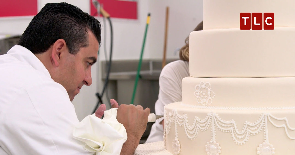 Eight Tier Wedding Cakes