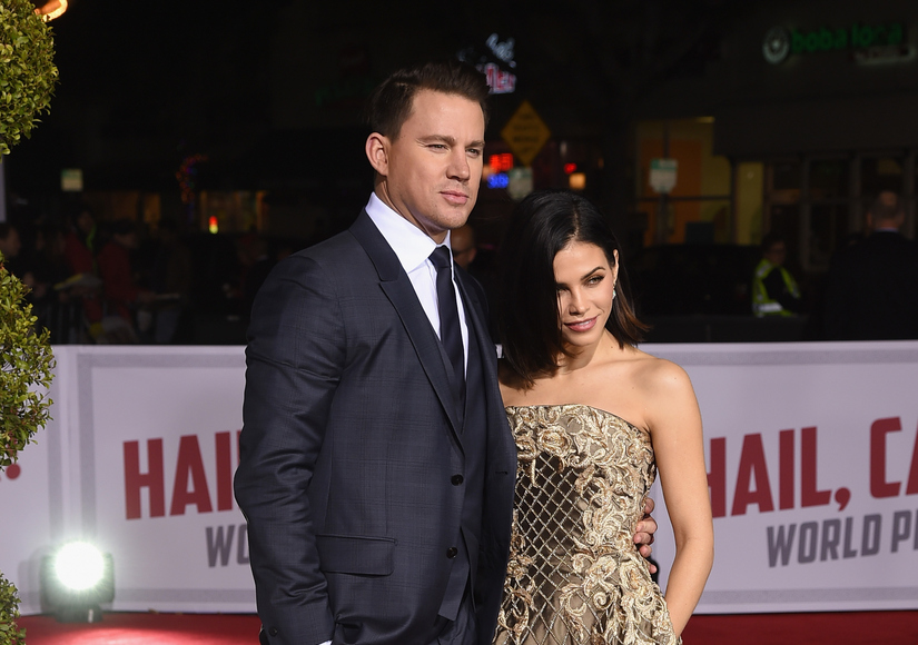 Image result for channing tatum and jenna