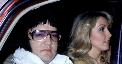 Image result for elvis presley and linda thompson
