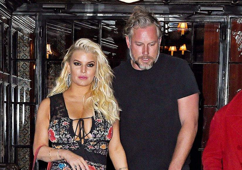 Jessica Simpson Tells All About Her Makeout Dates with