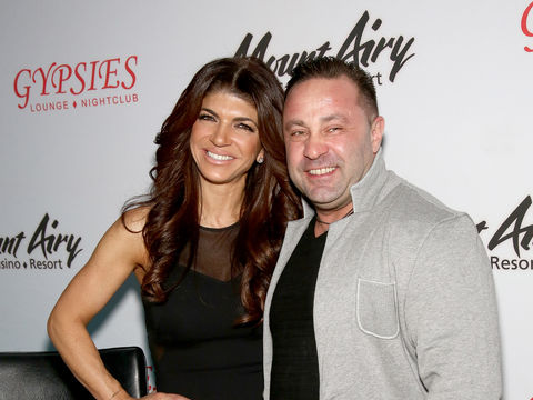 Are Teresa Amp Joe Giudice Headed For A Split What She Just