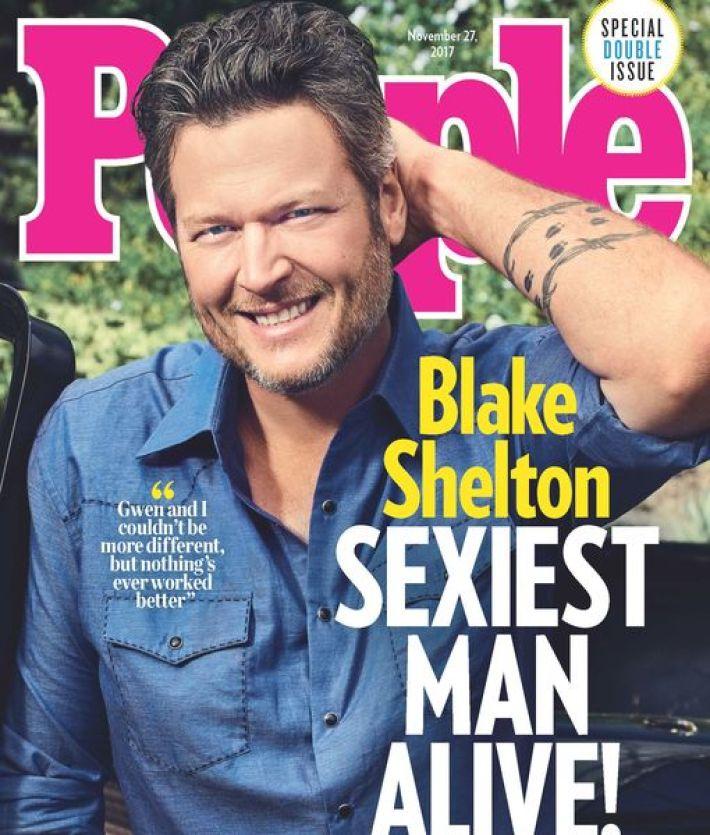 sexiest man 2017-ის სურათის შედეგი